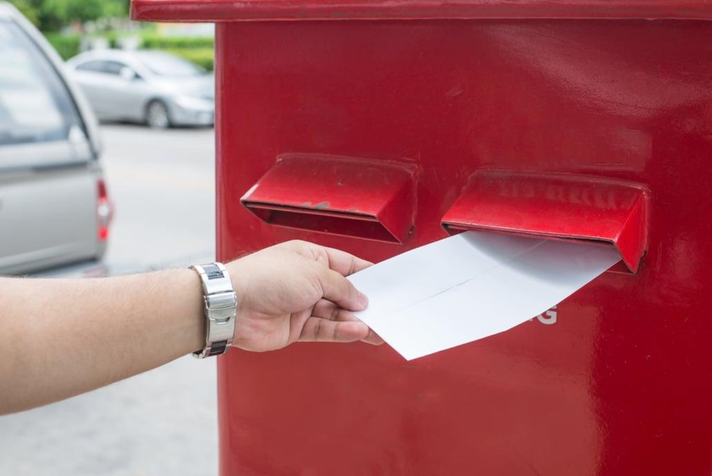 courrier spf finance