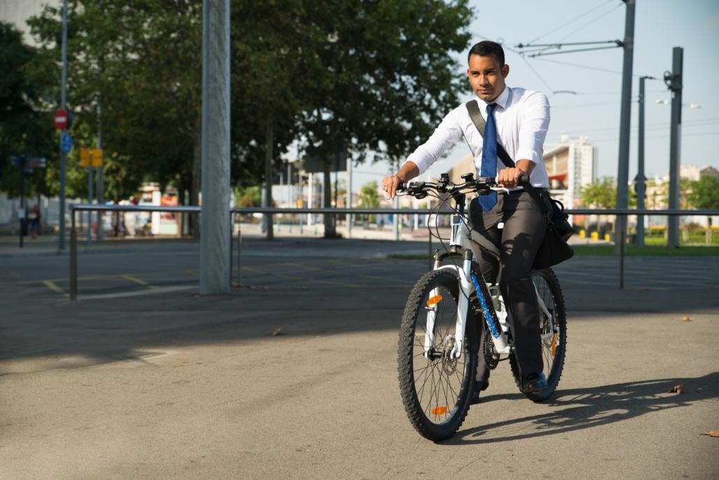 Vélo avantage social